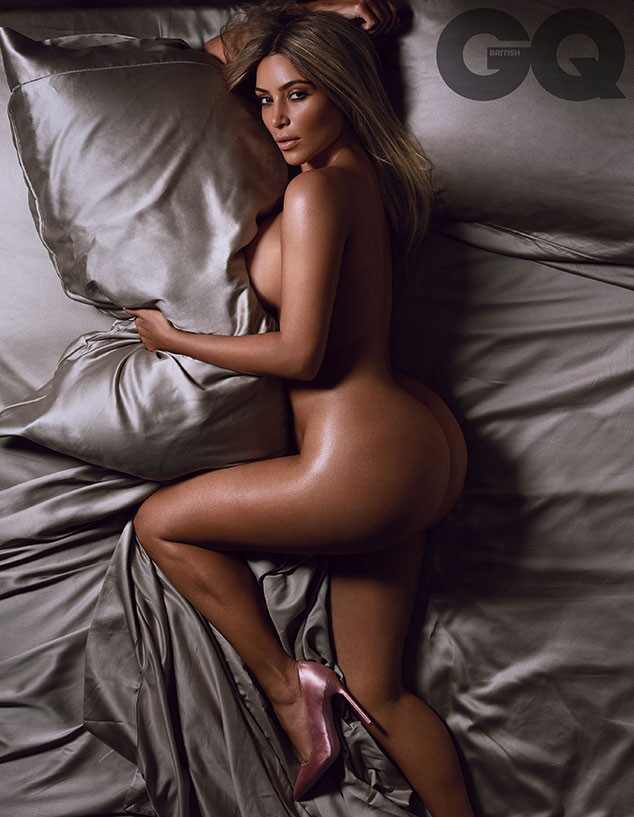 Kim Kardashian nackt Playboy Bilder