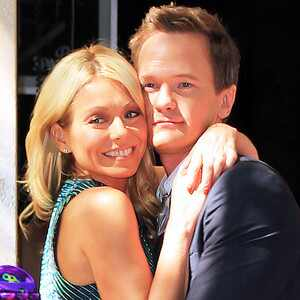 Neil Patrick Harris, Kelly Ripa