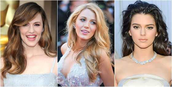 Jennifer Garner, Blake Lively, Kendall Jenner
