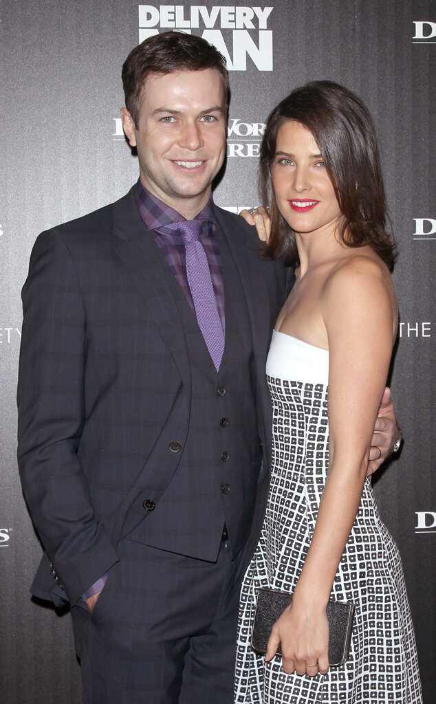 Surprise How I Met Your Mother S Cobie Smulders Welcomes