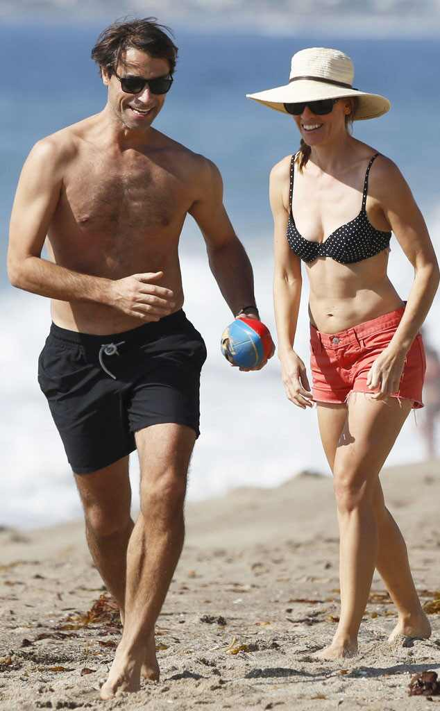 Hilary Swank, Laurent Fleury