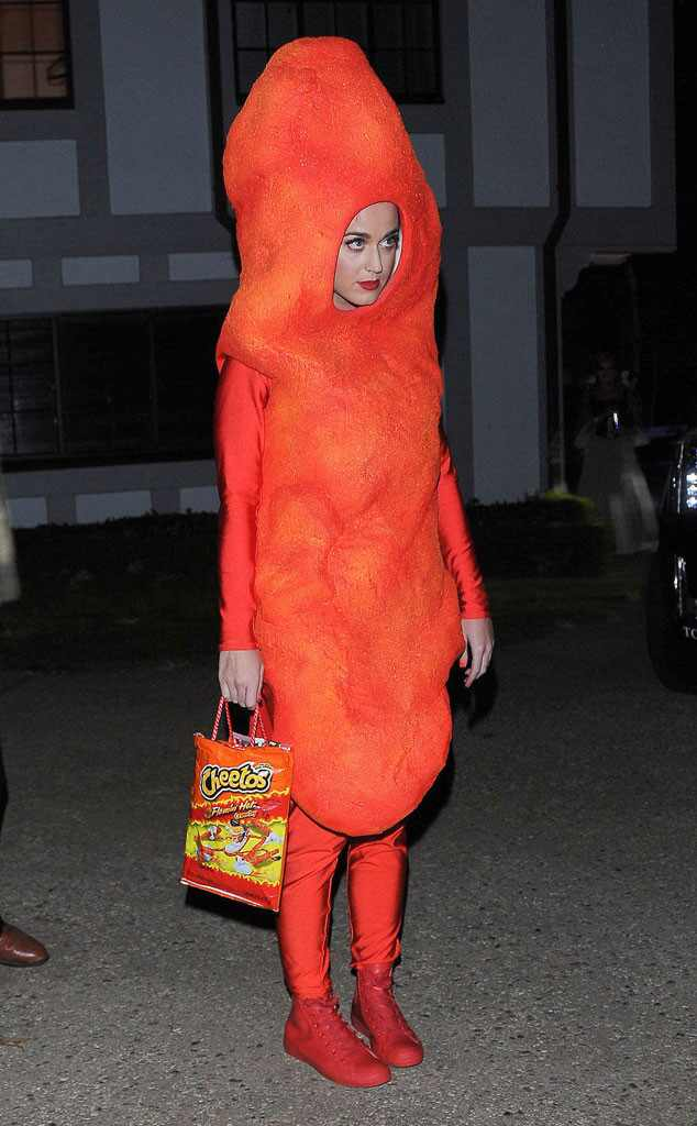 Katy Perry, Halloween