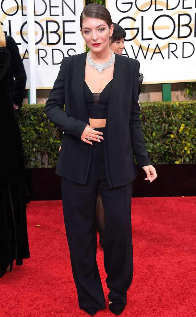 Lorde, Golden Globes