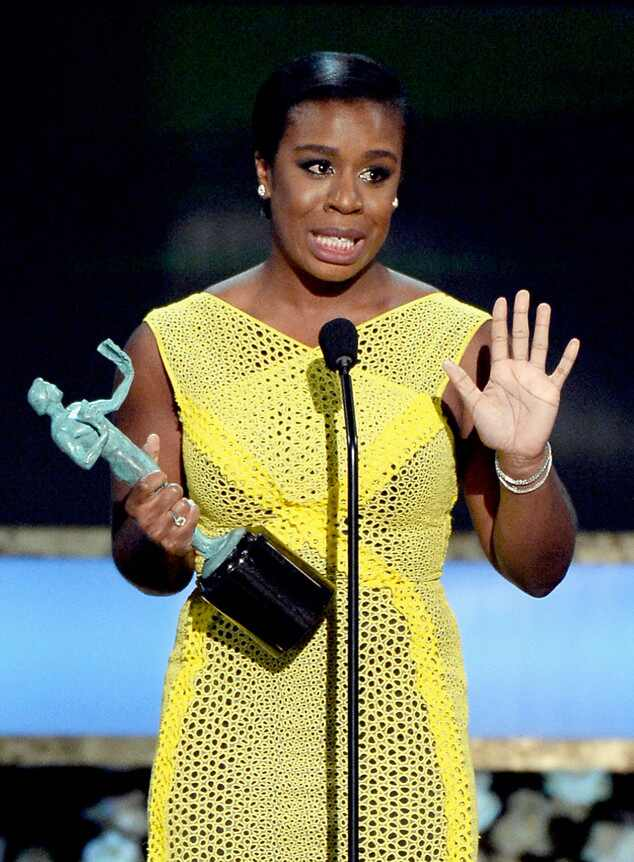 Uzo Aduba, SAG Awards, Winner