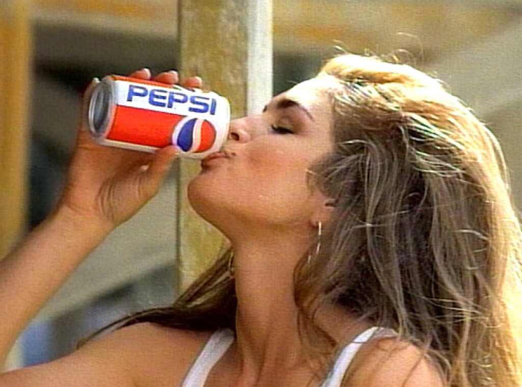 Celebrity ads for pepsi
