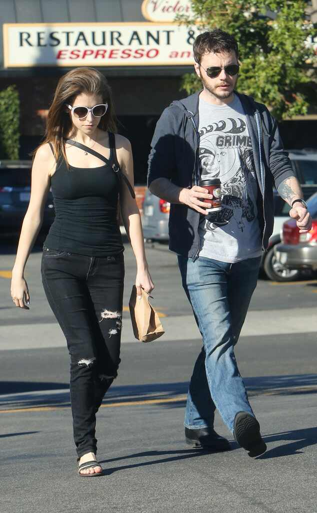 Anna Kendrick Steps Out With Boyfriend Ben Richardson For
