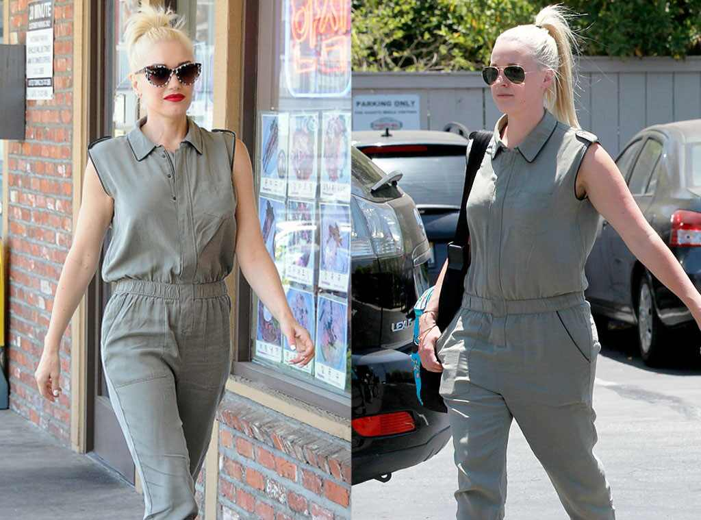 how to get gwen stefani style