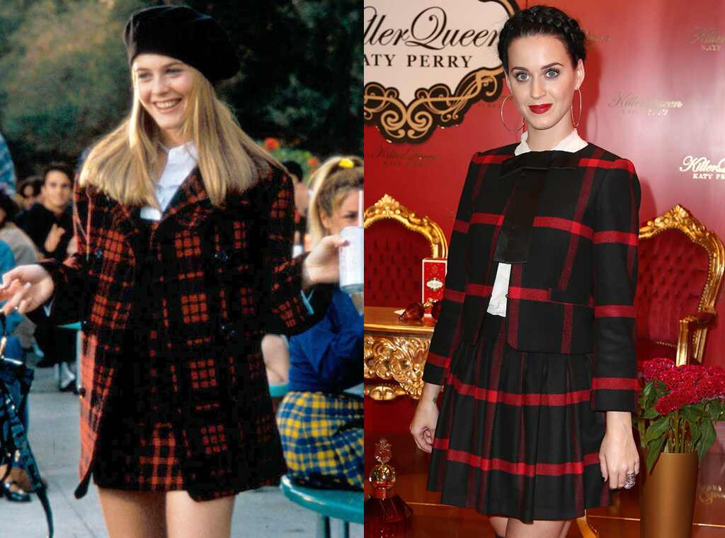 Five Times Katy Perry Nailed Cher Horowitz's Look: Proof ...