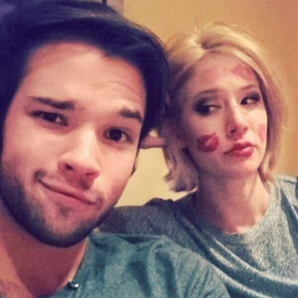 Nathan Kress, Instagram