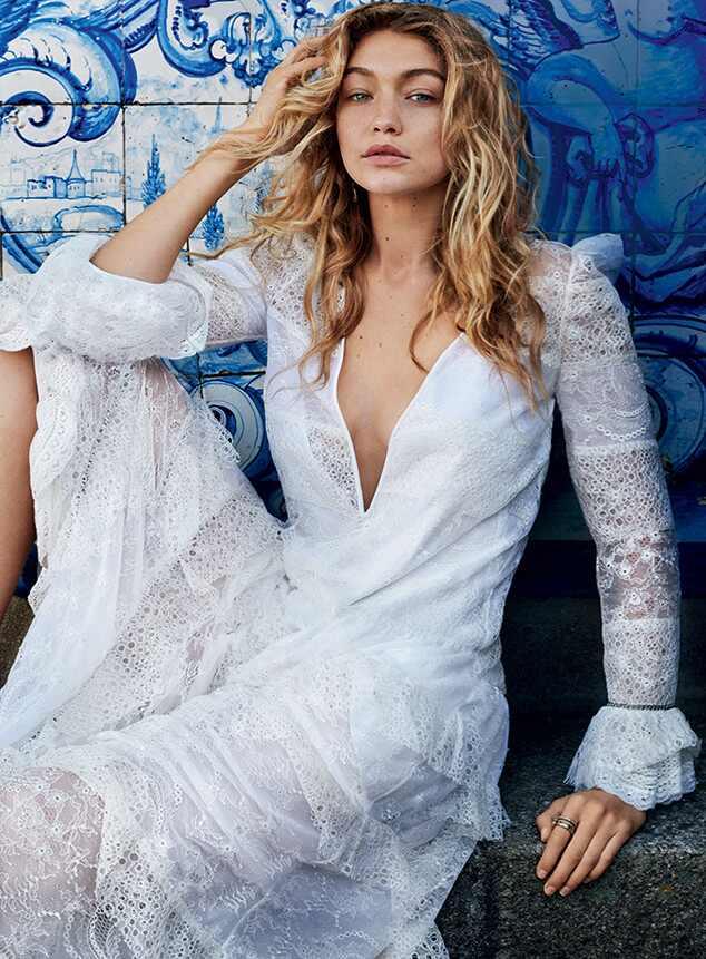 Gigi Hadid, Vogue