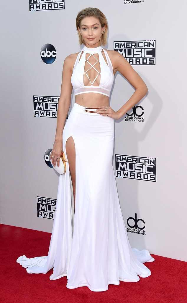 Gigi Hadid, 2015 American Music Awards