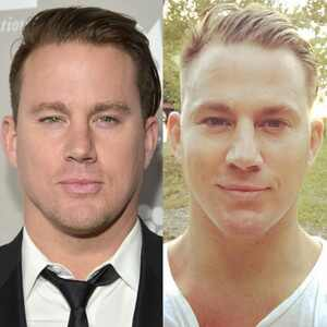 Channing Tatum, Hair