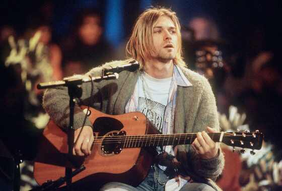 Kurt Cobain, MTV Unplugged