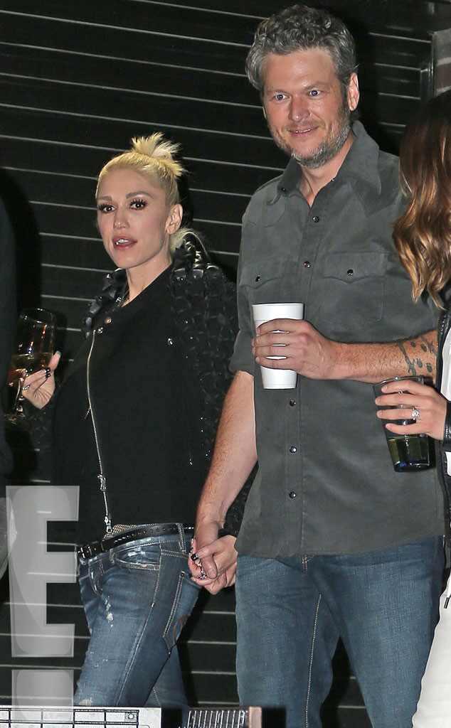 Hands On from Blake Sh... Gwen Stefani And Blake Shelton