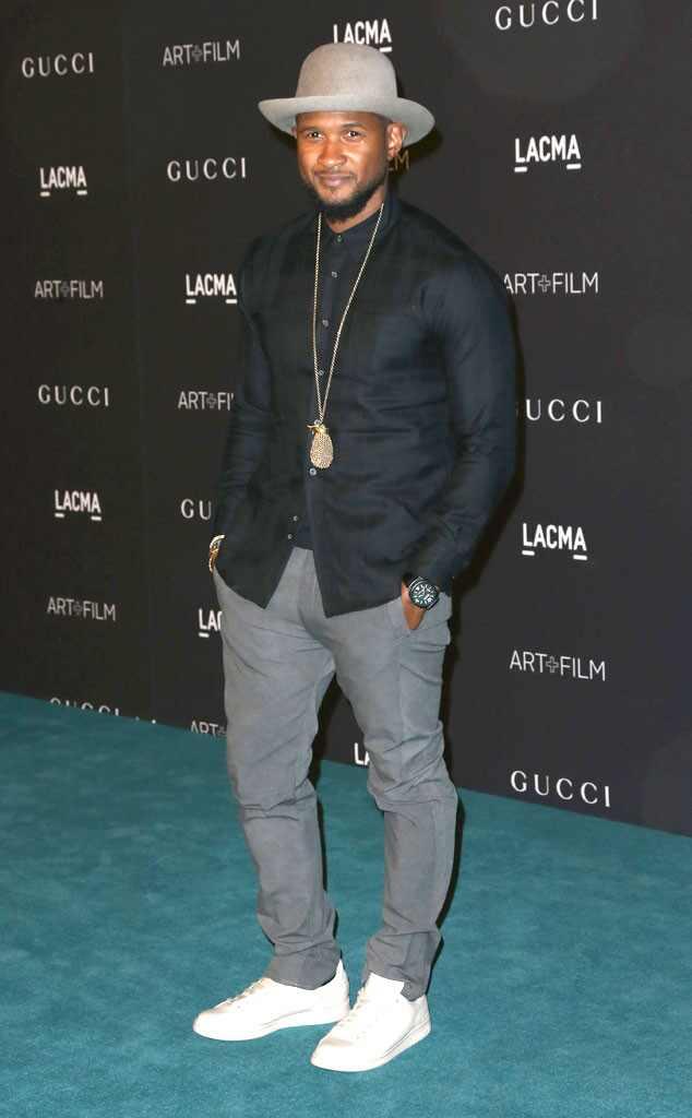 LACMA 2015 Art+Film, Usher