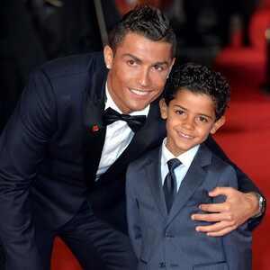 Cristiano Ronaldo, Son, Cristiano Ronaldo Jr.