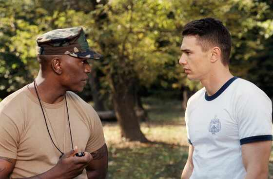 James Franco, Tyrese Gibson, Annapolis, Movie Feuds