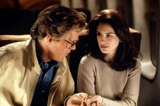 Julia Roberts, Nick Nolte, I Love Trouble, Movie Feuds