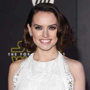 Daisy Ridley, Star Wars Premiere