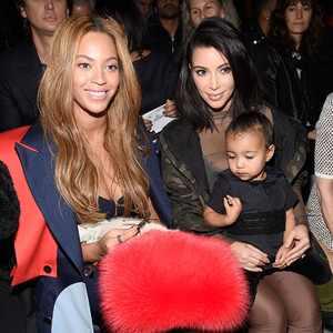 Beyoncé reaccionó ante las críticas de Kanye West por no apoyar a Kim Kardashian