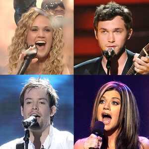 Ranking American Idol Winners