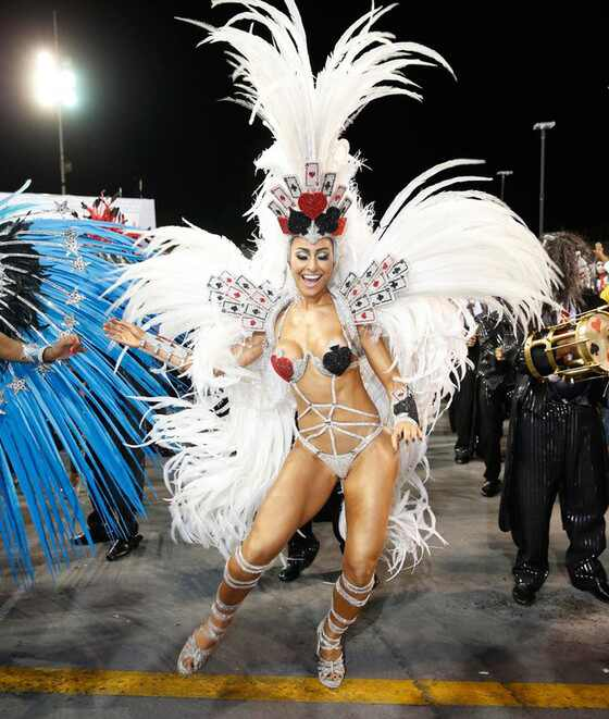 Sabrina Sato, Carnaval