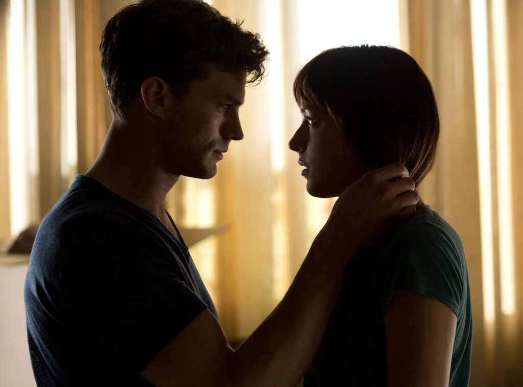 50 Shades of Grey, Fifty Shades of Grey, Jamie Dornan, Dakota Johnson