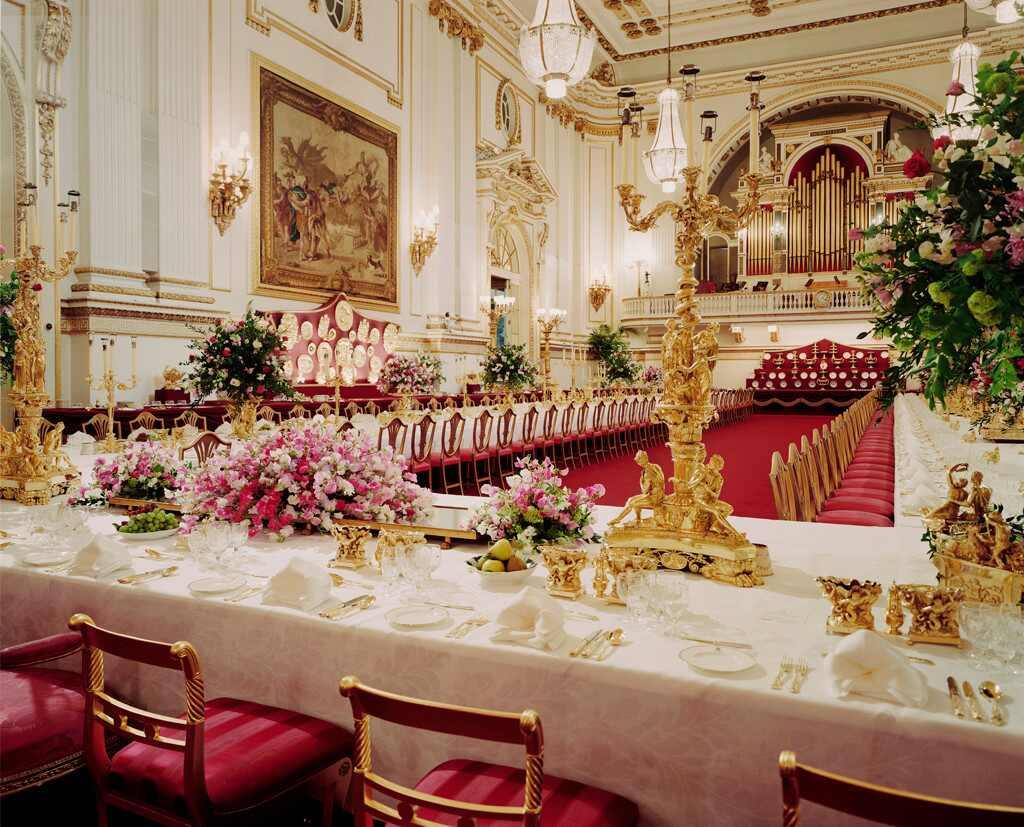 Take a Peek Inside London's Buckingham Palace?See Where ...