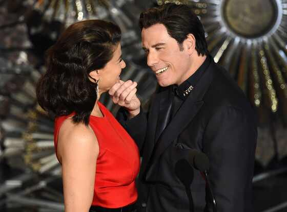 The Internet Was Really Creeped Out by John Travolta at ...