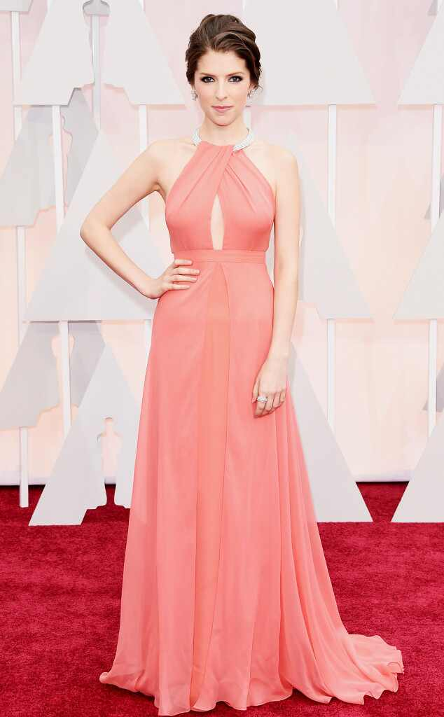Anna Kendrick, 2015 Academy Awards
