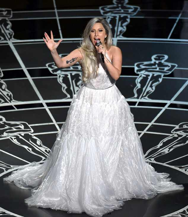 lady gaga oscars 2017 - photo #42