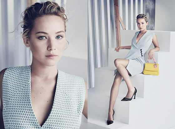 Jennifer Lawrence, Dior