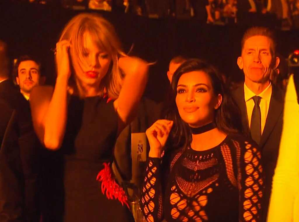 Taylor Swift, Kim Kardashian, Brit Awards