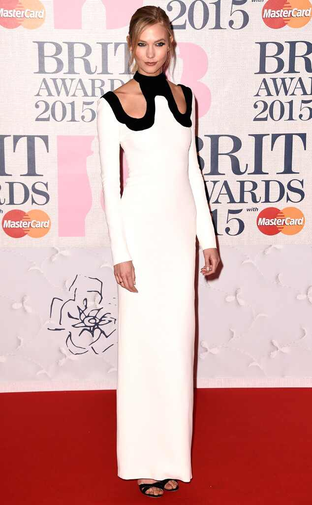 Karlie Kloss, BRIT Awards