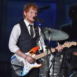 Ed Sheeran, Grammy Awards, Performance