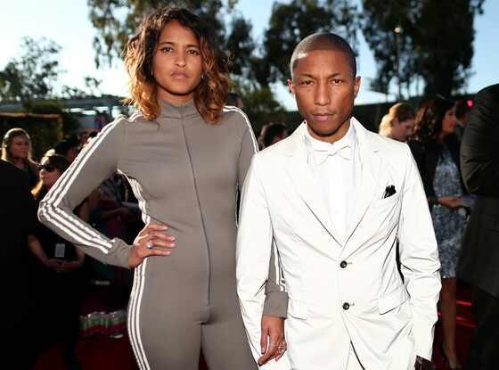 Helen Lasichanh, Pharrell Williams, Grammy Awards