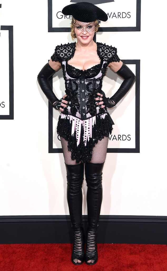 Madonna, Grammy Awards