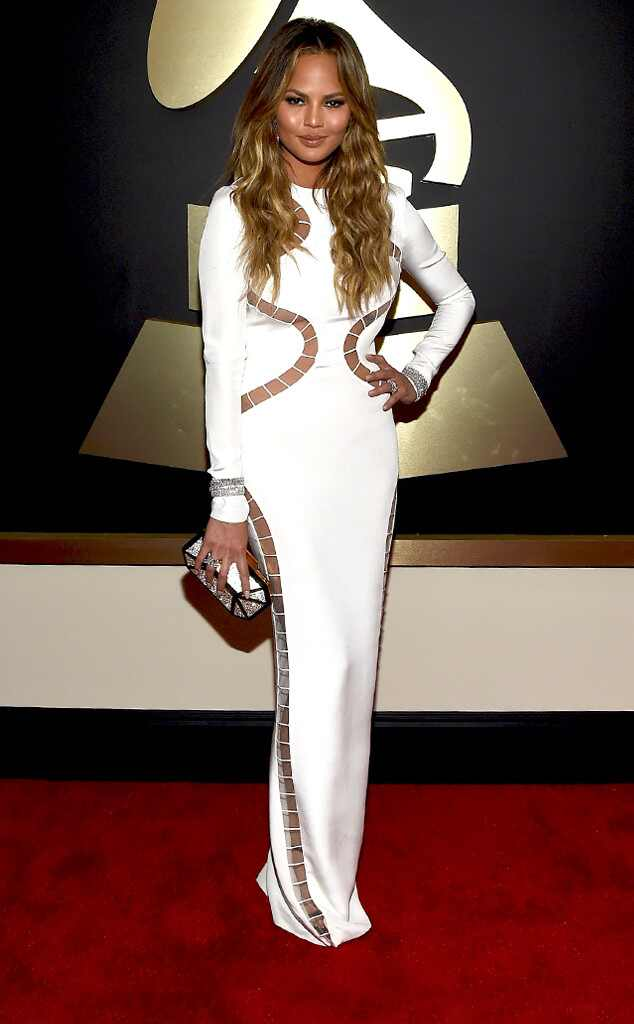 Chrissy Teigen, Grammy Awards