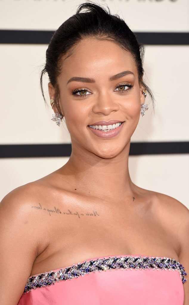 Rihanna, Grammy Awards