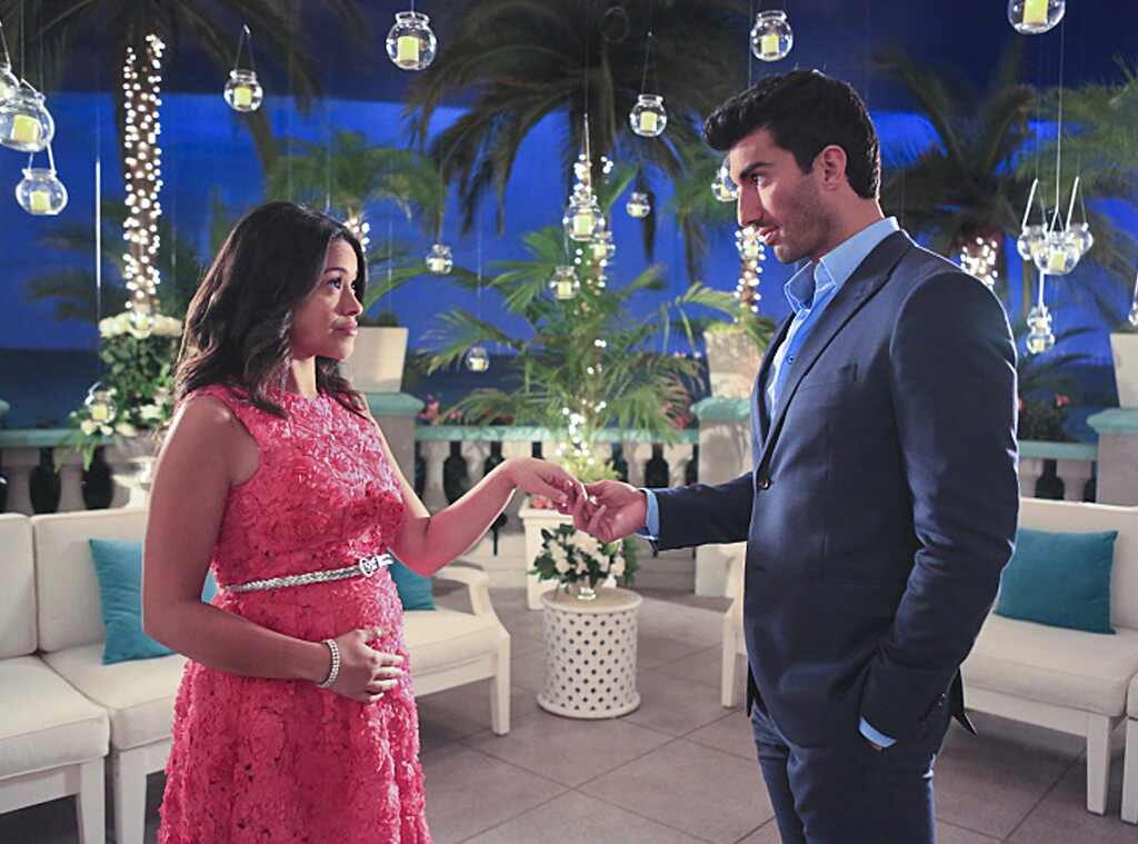 Gina Rodriguez, Justin Baldoni, Jane the Virgin