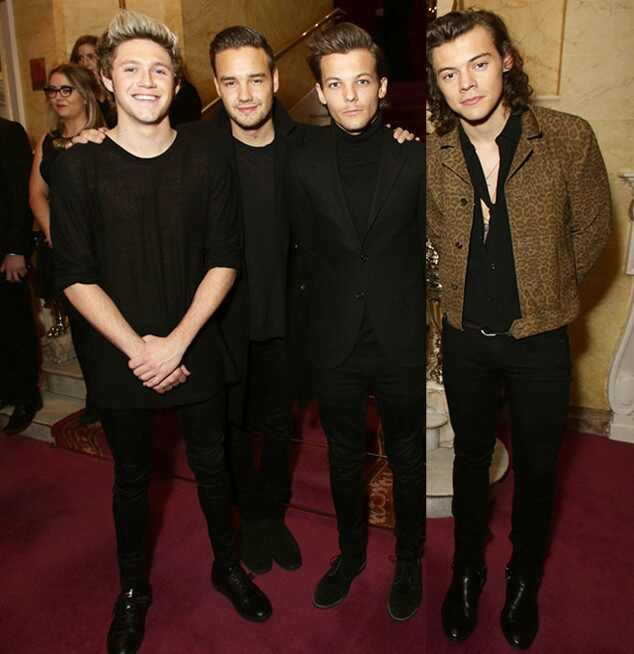 One direction without niall