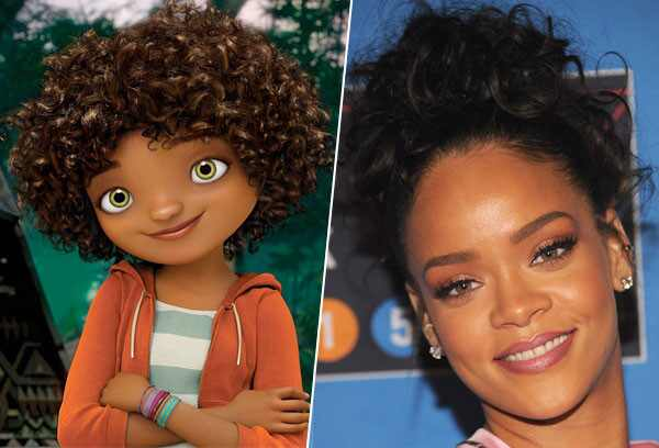 Cartoon Characters With Curly Hair : Animate your curls with hair care tricks inspired by