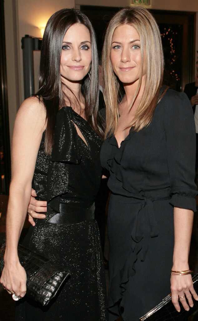 Jennifer Aniston, Courteney Cox Arquette