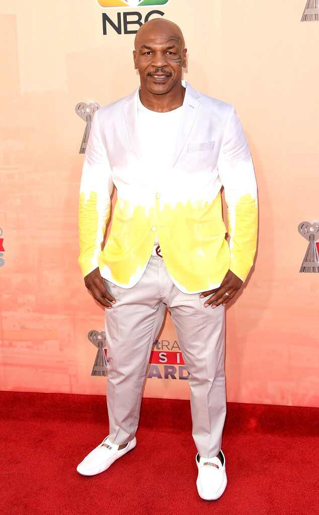 Mike Tyson , iHeartRadio Music Awards