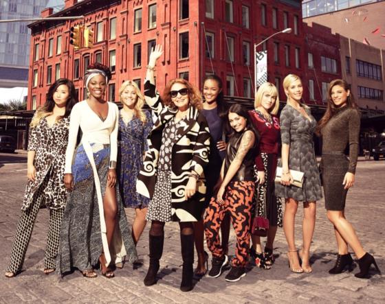 Reality show House of DVF, com Diane Von Furstenberg, estreia no E!