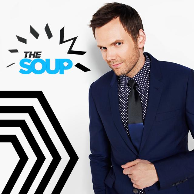 Depois de 22 temporadas, programa The Soup com Joe McHale chega ao fim