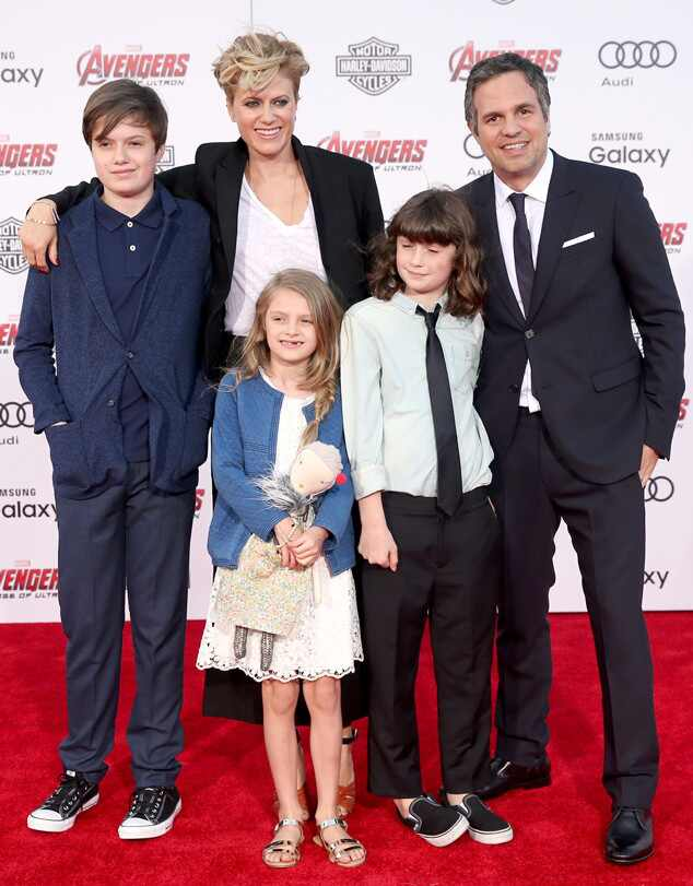 Sunrise Coigney and Mark Ruffalo, children, family, marriage, relationship