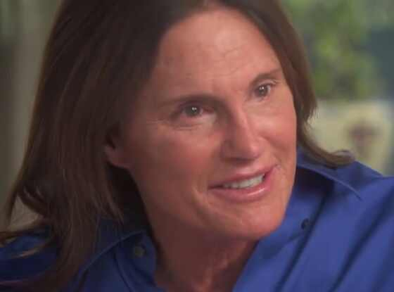Bruce Jenner, Diane Sawyer Interview