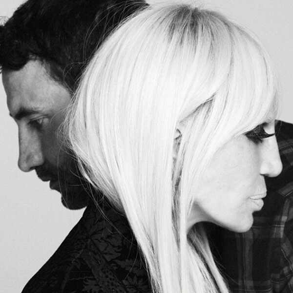 Donatella Versace, Givenchy