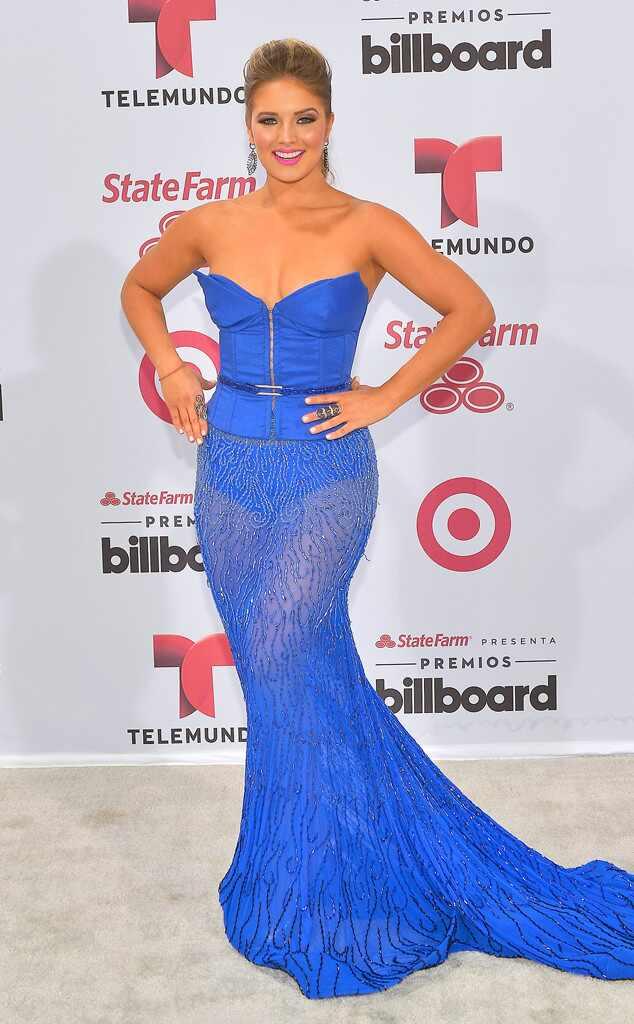 Kimberly Dos Ramos, Billboard Latin Music Awards